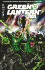 Couverture de l'album GREEN LANTERN SAGA Tome #19 Volume 19