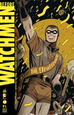 Couverture de l'album BEFORE WATCHMEN Tome #1 Numéro 1