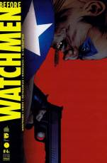 Couverture de l'album BEFORE WATCHMEN Tome #4 Volume 4