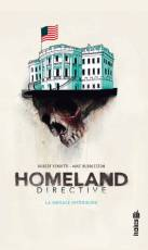 Couverture de l'album THE HOMELAND DIRECTIVE La menace intérieure