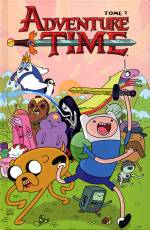 Couverture de l'album ADVENTURE TIME Tome #2 Volume 2