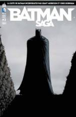 Couverture de l'album BATMAN SAGA HORS-SERIE Tome #3 La suite de Batman Incorporated.