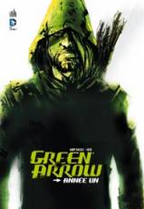 Couverture de l'album GREEN ARROW Année un