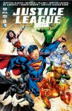 Couverture de l'album JUSTICE LEAGUE SAGA Tome #1 Volume 1