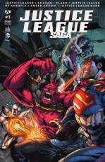 Couverture de l'album JUSTICE LEAGUE SAGA Tome #3 Volume 3