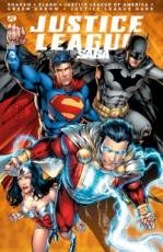 Couverture de l'album JUSTICE LEAGUE SAGA Tome #4 Volume 4