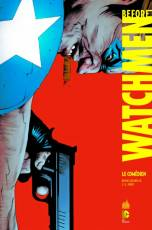 Couverture de l'album BEFORE WATCHMEN (VF) Tome #7 Comédien