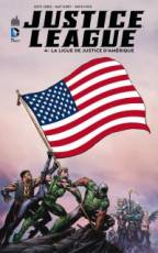 Couverture de l'album JUSTICE LEAGUE (VF) Tome #4 La Ligue de Justice d'Amerique
