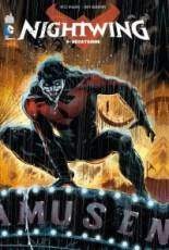 Couverture de l'album NIGHTWING (VF) Tome #3 Hécatombe