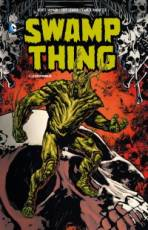 Couverture de l'album SWAMP THING (VF) Tome #3 Le nécromonde