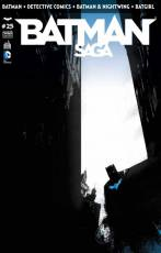 Couverture de l'album BATMAN SAGA Tome #25 Volume 25