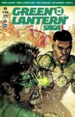 Couverture de l'album GREEN LANTERN SAGA Tome #28 Volume 28