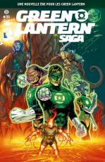 Couverture de l'album GREEN LANTERN SAGA Tome #31 Soulèvement !
