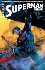 Couverture de l'album SUPERMAN SAGA Tome #2 Volume 2