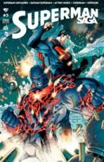 Couverture de l'album SUPERMAN SAGA Tome #3 Volume 3