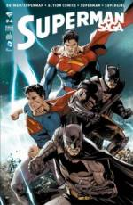 Couverture de l'album SUPERMAN SAGA Tome #4 Volume 4