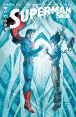 Couverture de l'album SUPERMAN SAGA Tome #7 Volume 7