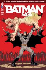 Couverture de l'album BATMAN SAGA HORS-SERIE Tome #4 Le final de Batman Incorporated
