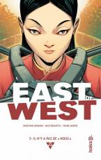 "Couverture de l'album EAST OF WEST (VF) Tome #3 Il n'y a pas de ""nous"""