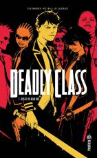 Couverture de l'album DEADLY CLASS (VF) Tome #2 Kids of the black hole