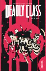 Couverture de l'album DEADLY CLASS (VF) Tome #3 The snake pit