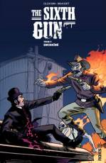 Couverture de l'album THE SIXTH GUN (VF) Tome #3 Enchaîné