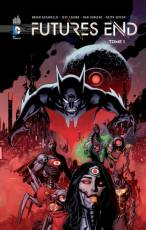 Couverture de l'album FUTURES END Tome #1 Tome 1