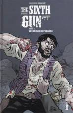 Couverture de l'album THE SIXTH GUN (VF) Tome #4 Les frères de Penance