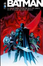 Couverture de l'album BATMAN La résurrection de R'As Al Ghul