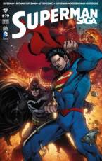 Couverture de l'album SUPERMAN SAGA Tome #19 Volume 19