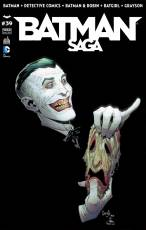 Couverture de l'album BATMAN SAGA Tome #39 Volume 39