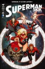 Couverture de l'album SUPERMAN SAGA HORS SERIE Tome #3 Supergirl et les Red Lantern