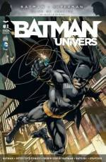 Couverture de l'album BATMAN UNIVERS Tome #1 Le nouveau Batman