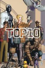 Couverture de l'album TOP 10 (URBAN COMICS) Intégrale