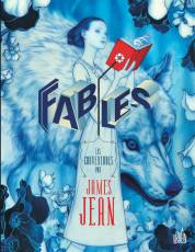 Couverture de l'album FABLES, LES COUVERTURES PAR JAMES JEAN Les couvertures par James Jean