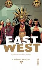 Couverture de l'album EAST OF WEST (VF) Tome #5 Vos ennemis sont partout