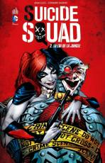 Couverture de l'album SUICIDE SQUAD Tome #2 La loi de la jungle