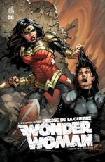 Couverture de l'album WONDER WOMAN, DEESSE DE LA GUERRE Tome #2 Coup du sort