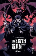 Couverture de l'album THE SIXTH GUN (VF) Tome #7 Boot Hill