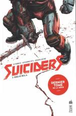 Couverture de l'album SUICIDERS Tome #2 Kings of Hell.A.