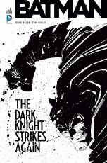 Couverture de l'album BATMAN The Dark Knight Strike Again