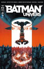 Couverture de l'album BATMAN UNIVERS Tome #2 Volume 2