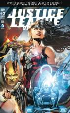 Couverture de l'album JUSTICE LEAGUE UNIVERS Tome #2 Volume 2