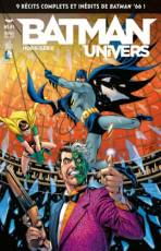 Couverture de l'album BATMAN UNIVERS HORS-SERIE Tome #1 Batman'66