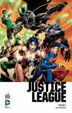 Couverture de l'album COLLECTION URBAN PREMIUM Tome #4 Justice League : Aux origines