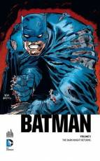 Couverture de l'album M Tome #5 Batman : The Dark Knight Returns