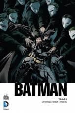 Couverture de l'album COLLECTION URBAN PREMIUM Tome #8 Batman : La Cour des Hibous 2/2