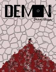 Couverture de l'album DEMON Tome #4 Volume 4