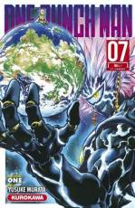 Couverture de l'album ONE-PUNCH MAN Tome #7 Le combat