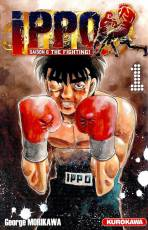 Couverture de l'album IPPO Tome #110 Saison 6 - The Fighting !